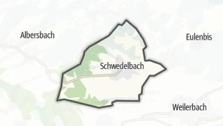 Cartina / Schwedelbach