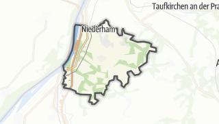 Cartina / Sankt Marienkirchen bei Schärding