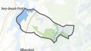 מפה / Hauteville
