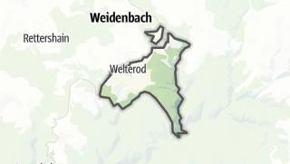 Cartina / Welterod