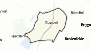 Cartina / Kittendorf