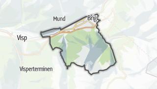 Карта / Brig-Glis