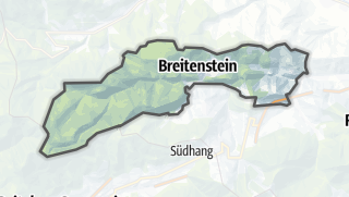 Cartina / Breitenstein