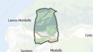 Mapa / Cittiglio