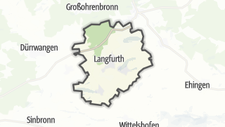 Map / Langfurth