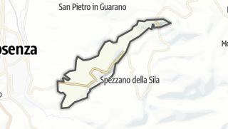 Térkép / Rovito