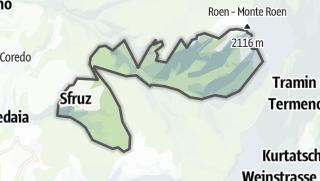 Karte / Sfruz