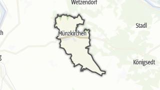 Cartina / Münzkirchen