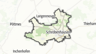 地图 / Schrobenhausen