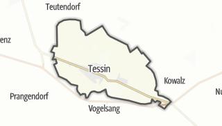מפה / Tessin