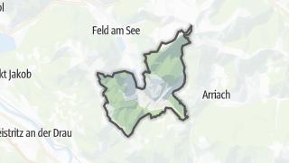 Karte / Afritz am See