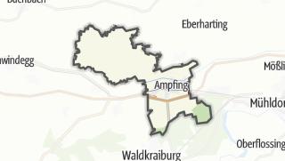 Cartina / Ampfing