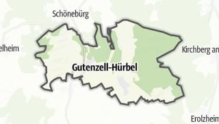 地图 / Gutenzell-Hürbel