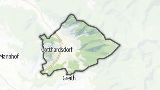 Mapa / Perchau am Sattel