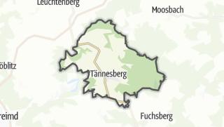 Cartina / Tännesberg