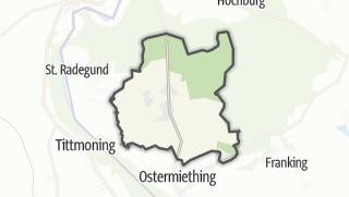 Cartina / Tarsdorf