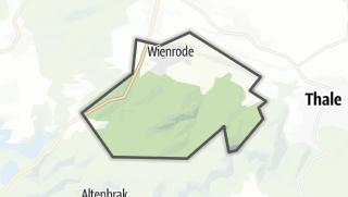 Mapa / Wienrode