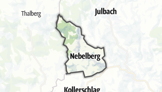 Cartina / Nebelberg