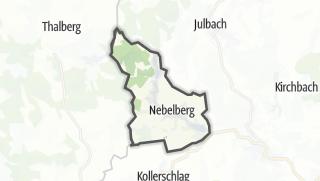 地图 / Nebelberg