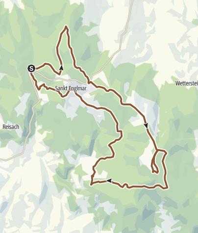 Bayerischer Wald Karte Kostenlos.Pröller Predigtstuhl Hirschenstein Mühlgraben Trail Mountainbike