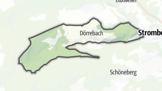 Karte / Dörrebach