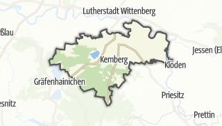 Mapa / Kemberg