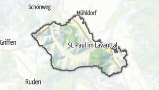 Carte / Sankt Paul im Lavanttal