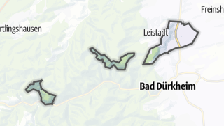 Mapa / Kallstadt