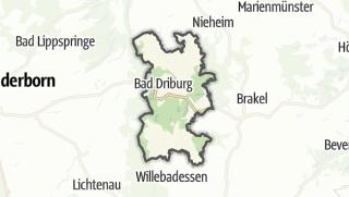Carte / Bad Driburg