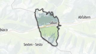 Mapa / Sillian