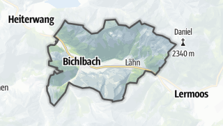 Map / Bichlbach