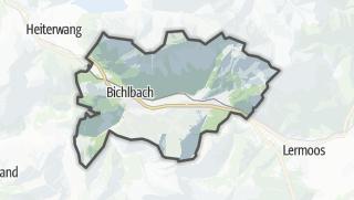 Cartina / Bichlbach