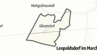 Cartina / Glinzendorf
