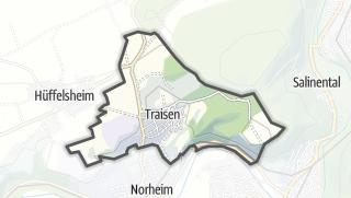 Karte / Traisen