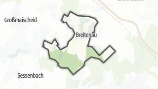 Mapa / Breitenau