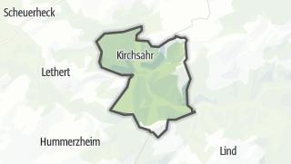 地图 / Kirchsahr