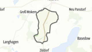 Carte / Hohen Demzin