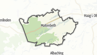 Map / Maitenbeth