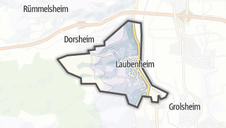 Map / Laubenheim