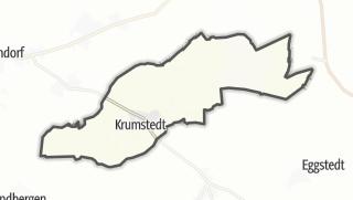 Mapa / Krumstedt