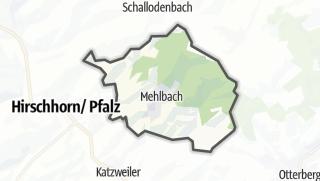 Cartina / Mehlbach