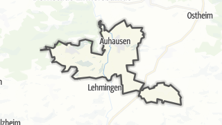 Carte / Auhausen