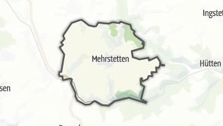 地图 / Mehrstetten
