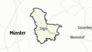 Mapa / Telgte