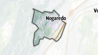 Karte / Nogaredo
