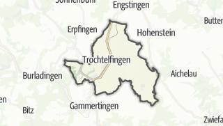 Karte / Trochtelfingen