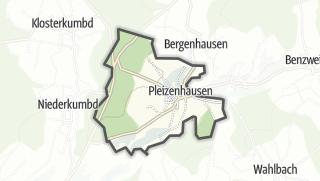 Karte / Pleizenhausen
