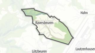 Karte / Raversbeuren