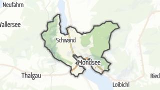 Mapa / Tiefgraben