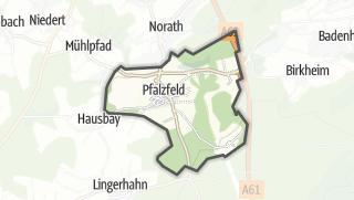 Mapa / Pfalzfeld